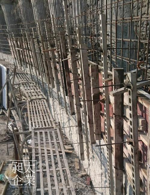 山坡擋土牆施工,昶太企業